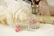 Bloom Flower Combs
