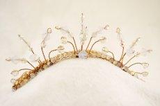 Hepburn Tiara Comb