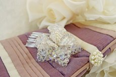 Lamour Crystal Comb