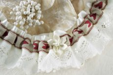 Love Heart Bridal Garter